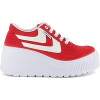 Scarpe Donna Sneakers basse Go Sexy SURWAVE rouge