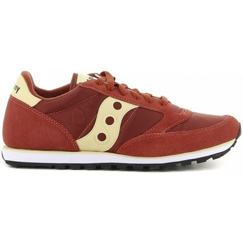 Scarpe Uomo Sneakers basse Saucony JAZZ LOW PRO ORIGINAL S2866-203 rouge