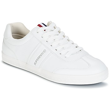Scarpe Donna Sneakers basse Superdry COURT CLASSIC SLEEK TRAINER White