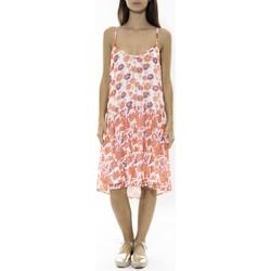 Abbigliamento Donna Abiti corti Jad Robe Zeus Orange Arancio