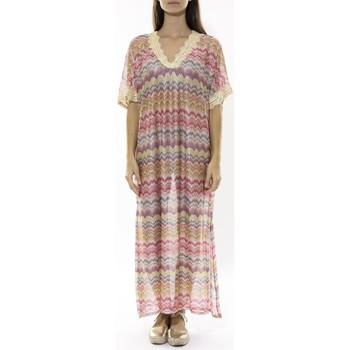 Abbigliamento Donna Abiti lunghi Jad Robe  Asilah Rose Rosa