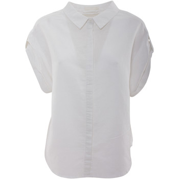 Abbigliamento Donna Camicie 5preview Camicia  Leah Optic White