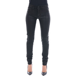 Abbigliamento Donna Jeans slim Roy Rogers ROY ROGER'S JEANS DONNA ND0272P0760561NR020          NERO