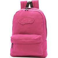 Borse Zaini Vans MOCHILA  REAL BACKPACK ROSA