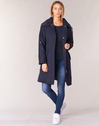 Abbigliamento Donna Trench Armani jeans MERCHA Marine