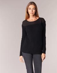 Abbigliamento Donna Maglioni Armani jeans LAMOC Nero