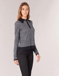Abbigliamento Donna Maglioni Armani jeans LAMAC Grigio