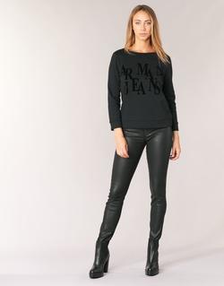 Abbigliamento Donna Jeans skynny Armani jeans BABEZ Nero