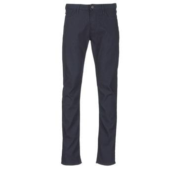 Abbigliamento Uomo Pantaloni 5 tasche Armani jeans GOURNA Blu