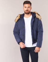Abbigliamento Uomo Piumini Armani jeans GNAN Marine