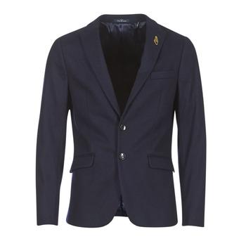 Abbigliamento Uomo Giacche / Blazer Scotch & Soda DARLO Marine