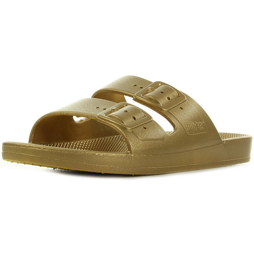 Moses Freedom slippers GOLDIE Oro Scarpe Sandali Donna 39,99