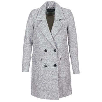 Abbigliamento Donna Cappotti Vero Moda FIESTA Grigio