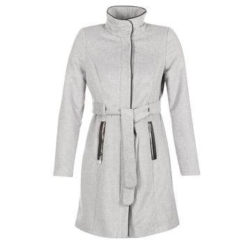 Abbigliamento Donna Cappotti Vero Moda PRATO Grigio