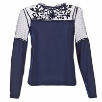 Abbigliamento Donna Top / Blusa Vero Moda JOSEFINE MARINE