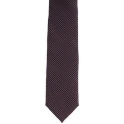 Abbigliamento Uomo Cravatte e accessori Gierre CRAVATTA  MILANO BLU - MARRONE Brown