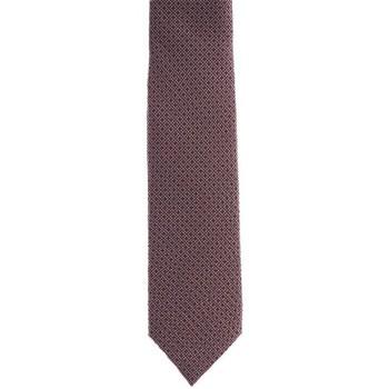 Abbigliamento Uomo Cravatte e accessori Gierre CRAVATTA  MILANO MARRONE Brown