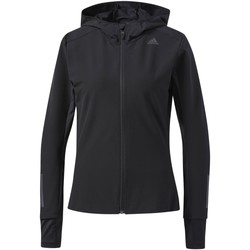 Abbigliamento Donna Felpe in pile adidas Performance Giacca Response Soft Shell Nero