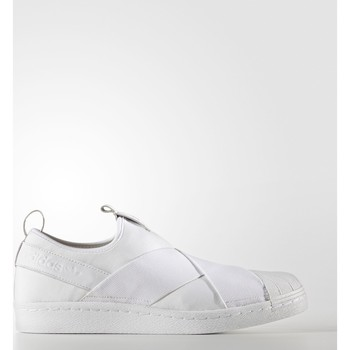 Scarpe Sneakers basse adidas Originals Scarpe Superstar Slip-on white