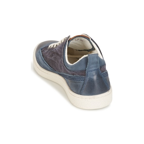 Kickers SANTA FE Blu  Scarpe Sneakers basse Uomo 49,50