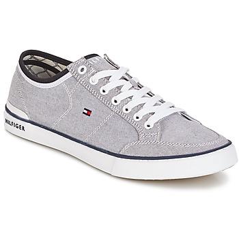 Scarpe Uomo Sneakers basse Tommy Hilfiger HARRINGTON Grigio