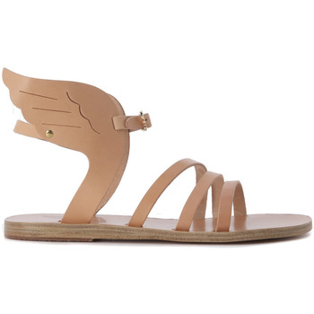 Scarpe Donna Sandali Ancient Greek Sandals Sandalo  Ikaria in pelle Beige