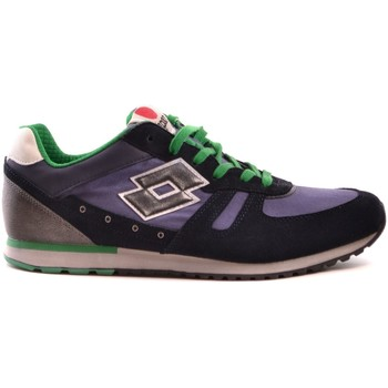 Scarpe Uomo Sneakers basse Lotto Sneakers Lotto Multicolor Viola