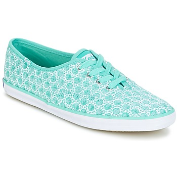 Scarpe Donna Sneakers basse Keds CH EYELET Acqua