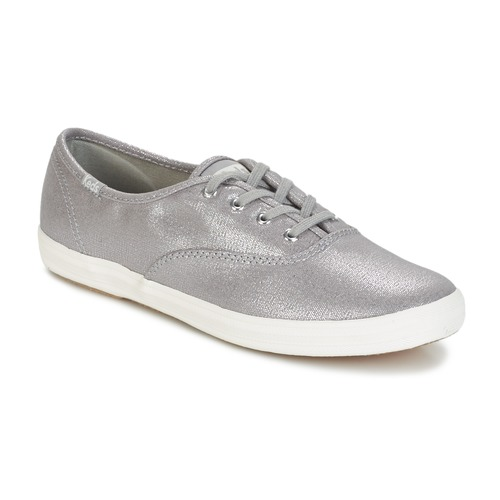 Keds CH METALLIC CANVAS basse Silver  Scarpe Sneakers basse CANVAS Donna 52 065c79
