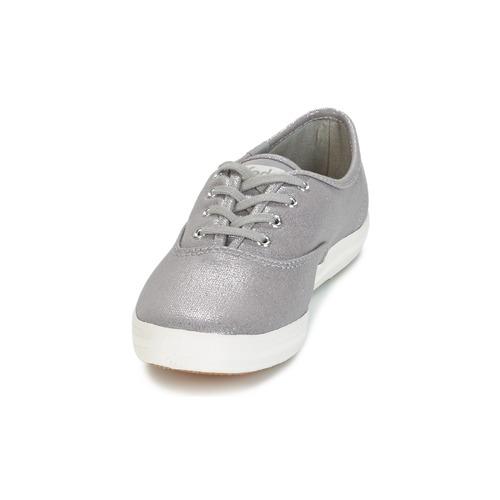 Keds Metallic Basse Ch Canvas Sneakers Donna Silver Scarpe Consegna 3250 Gratuita nXPO8wk0