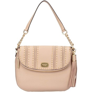 Borse Donna Tracolle MICHAEL Michael Kors 35H6AG4L2L OYSTER Borsa A Tracolla Donna Beige Beige