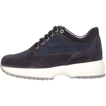 Scarpe Bambino Sneakers basse Hogan Junior HXC00N00E112Y39999 Sneakers Bambino Blu Blu