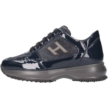 Scarpe Unisex bambino Sneakers basse Hogan HXC00N02582550U810 Sneakers Bambino Blu Blu
