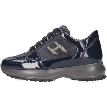 Scarpe Bambino Sneakers basse Hogan Junior HXC00N02582550U810 Sneakers Bambino Blu Blu