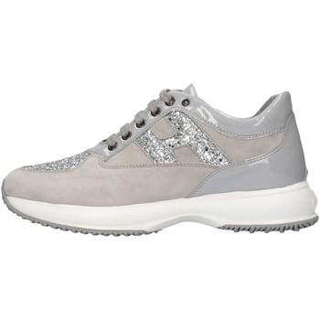 Scarpe Bambina Sneakers basse Hogan Junior HXR00N002409MU0Y35 Sneakers Bambina Grigio Grigio