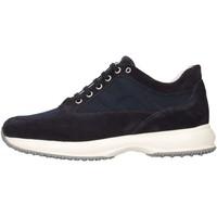 Scarpe Bambino Sneakers basse Hogan Junior HXR00N00E112Y39999 Sneakers Bambino Blu Blu
