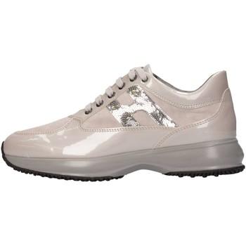 Scarpe Bambina Sneakers basse Hogan Junior HXR00N0418061PL013 Sneakers Bambina Grigio Grigio