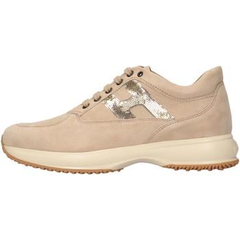 Scarpe Bambina Sneakers basse Hogan Junior HXR00N041807V0C210 Sneakers Bambina Oro Oro
