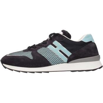 Scarpe Unisex bambino Sneakers basse Hogan HXR2610Q900D5L0KJB Sneakers Bambino Blu/celeste Blu/celeste