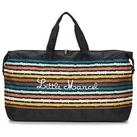 Borse Donna Borse da viaggio Little Marcel NAVIGA Nero / Multicolore
