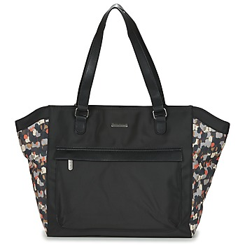 Borse Donna Tote bag / Borsa shopping Little Marcel NUR Nero / Multicolore