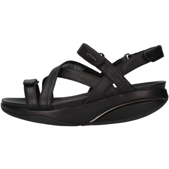 Scarpe Donna Sandali Mbt KIBBL Sandalo Donna Nero Nero