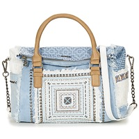 Borse Donna Borse a mano Desigual LOVERTY WHITNEY Blu