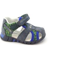 Scarpe Unisex bambino Sandali Grunland GRU-E17-PP0179-BL Blu