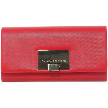 Borse Donna Borse da sera Chiara P. Pochette Chiara P. 16456 C rosso