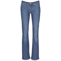 Abbigliamento Donna Jeans bootcut Betty London IHEKIKKOU BOOTCUT Blu / Medium