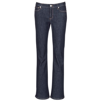 Abbigliamento Donna Jeans bootcut Yurban HEKIKOU BOOTCUT Blu