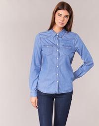 Abbigliamento Donna Camicie Yurban IHEFOU Blu