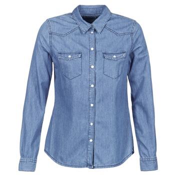 Abbigliamento Donna Camicie Yurban HEFOU Blu