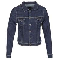 Abbigliamento Donna Giacche in jeans Yurban IHELEFI Blu / Medium